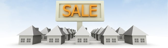 Real estate for sale; agents can focus on their work by utilizing an answering service