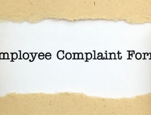 How to Handle Employee Complaints