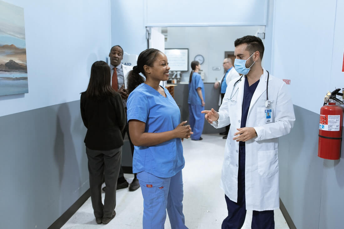 On-Call Doctors Are Often Responsible for After-Hours Triage
