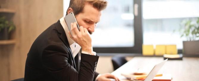 Employee Calling Anonymous Ethics Hotline