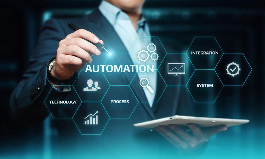Automation process concept
